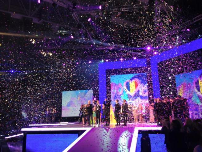 Winner Eurovision Romania 2015